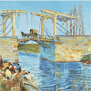 Langlois Bridge with Washerwomen, Kröller- Müller Museum, Otterlo