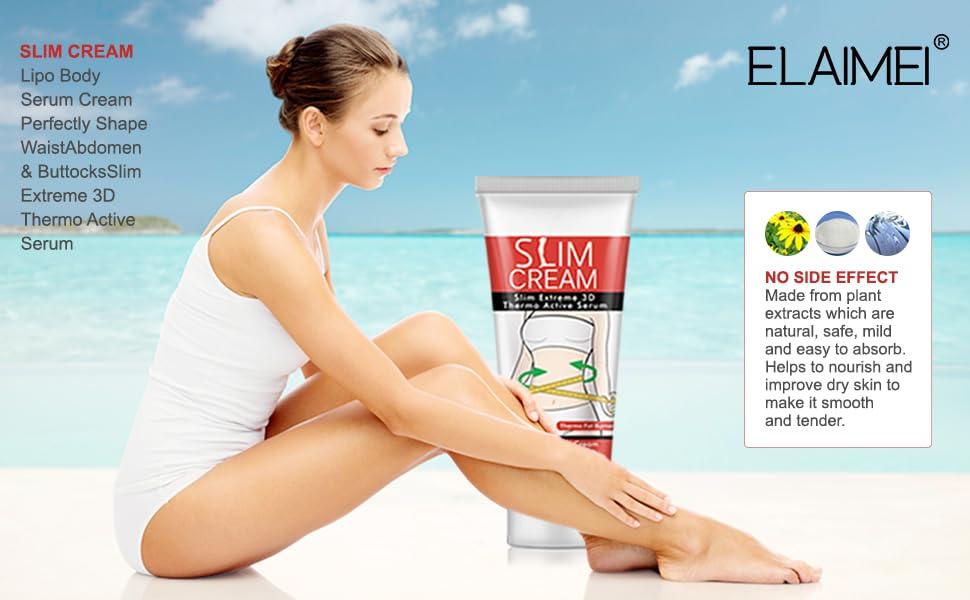 Fat Burner Sweat Cream