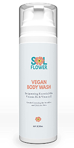 Solflower Body Wash