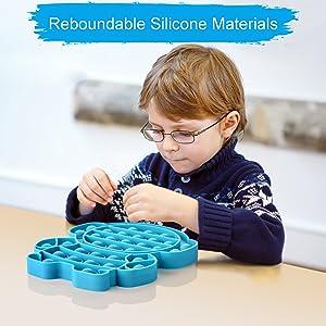 sensory toy bubble pop fidget toy popping fidget pop its pop it fidget toy mini popits cheap giant