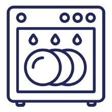 Dishwasher Safe Logo