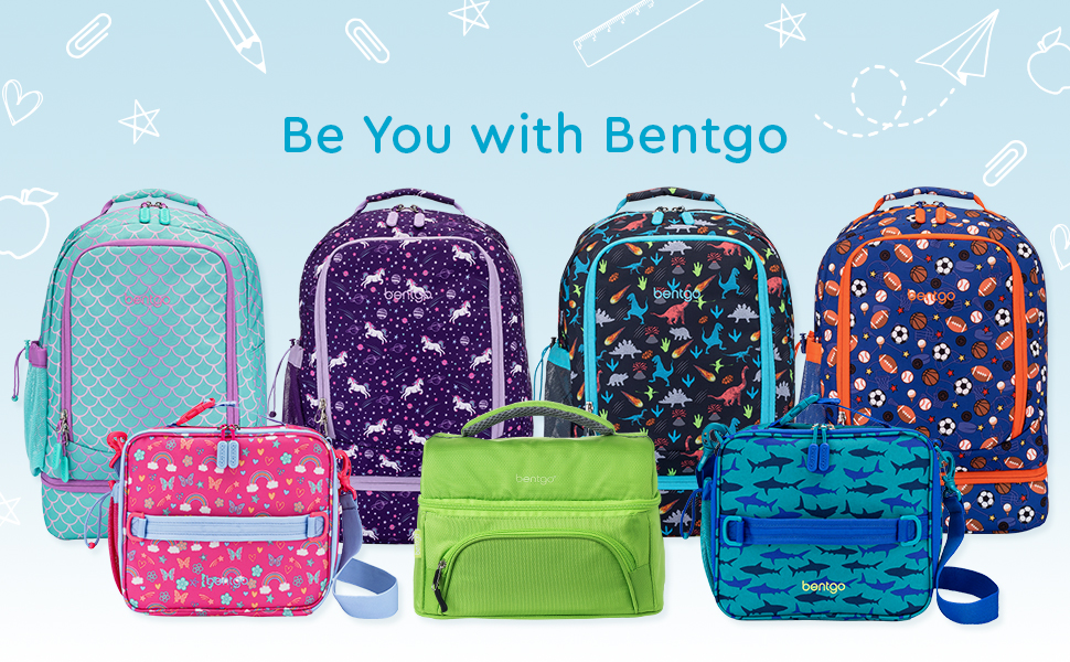 Be You with Bentgo
