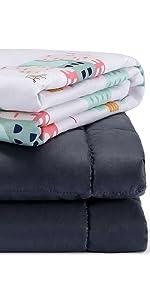girls weight blanket