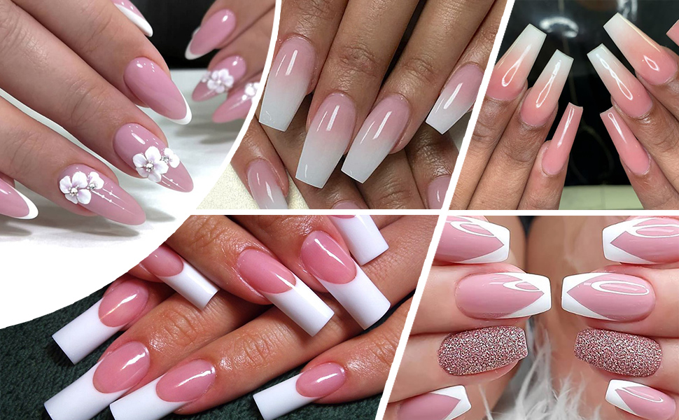 DIY yourself acrylic nails