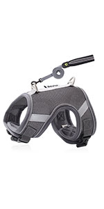 Cat Harness and Leash for Walking Escape Proof