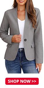 Work Office Blazer Suit