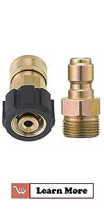 Pressure Washer Adapter