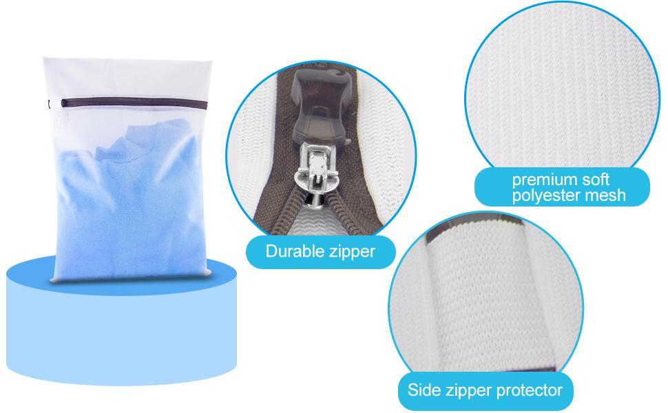 useful mesh wash bag