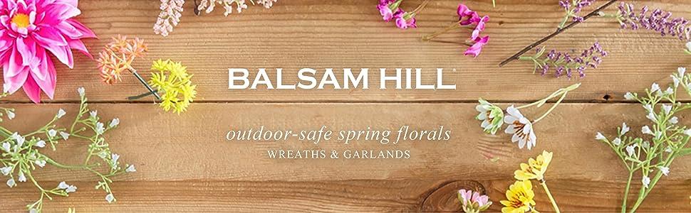 Balsam Hill spring florals