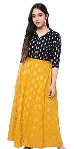 Shirt Skirt Set for Women