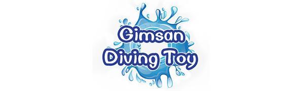 Swimming Pool Diving Toys
