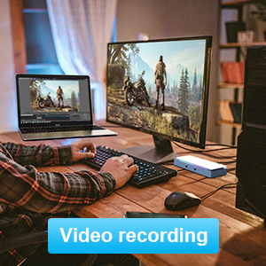 video capture card resolutions: 4k, 1080p60, 1080p30, 1080i, 720p60, 720p30, 576p, 576i, 480p