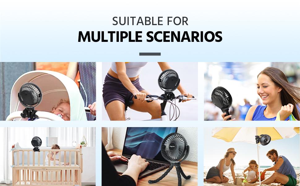 suitable for multiple scenarios