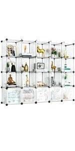 Greenstell 20-Cube Storage Organizer