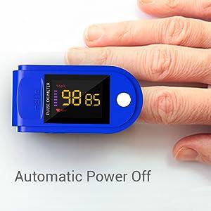 dr vaku oximeter
