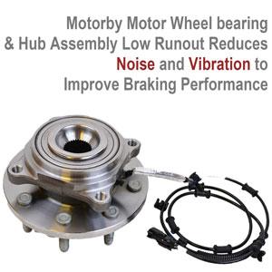 moog 515078 hub bearing front,06 07 08 09 10 Mercury Mountaineer wheel hub assembly