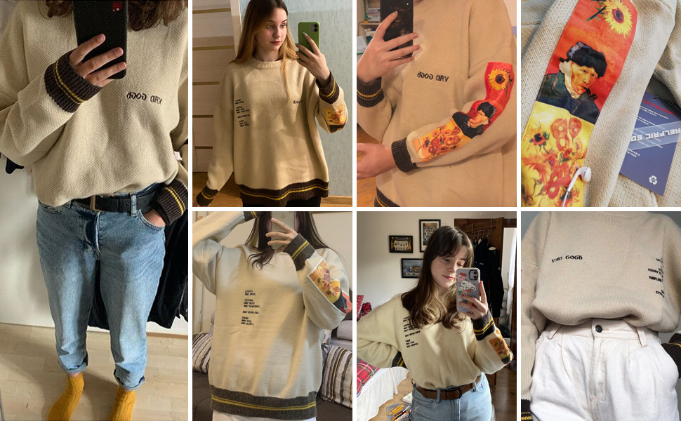 Fashion sweaters, Knitted Sweaters
