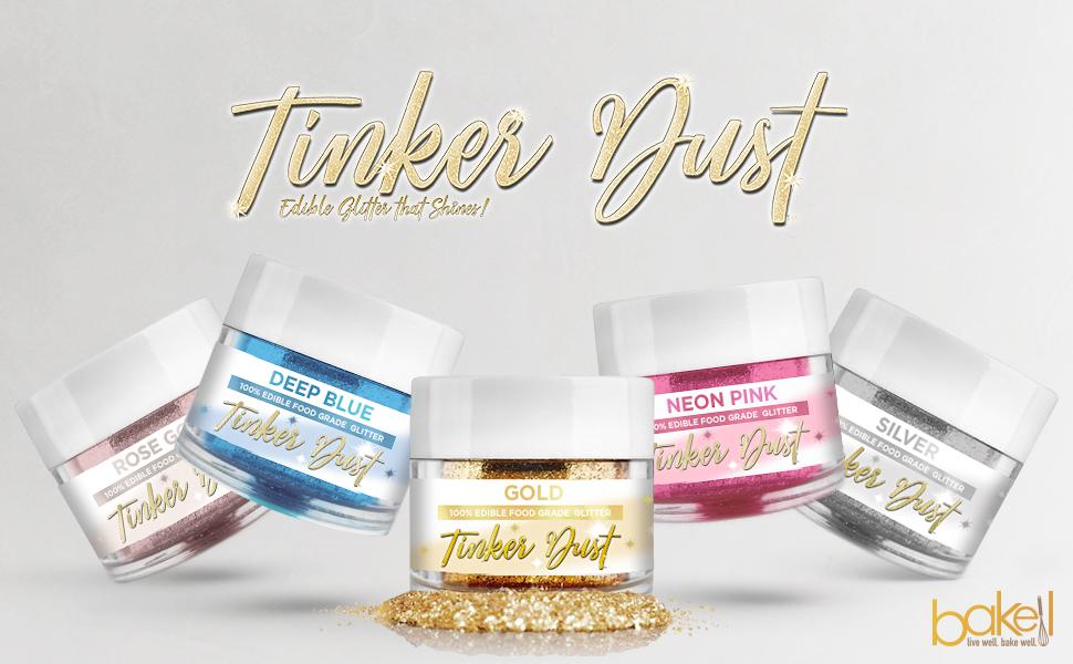 Tinker Dust Edible Glitter