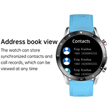 Address Book View Smart Watch