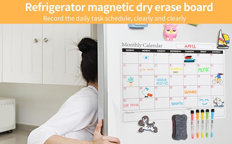 Magnetic Dry Erase