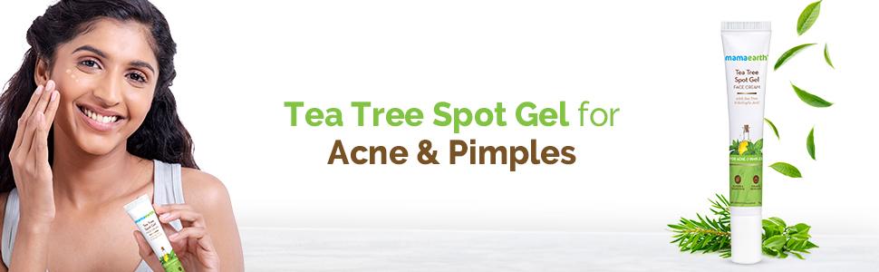 Tea Tree Spot Gel Face Cream