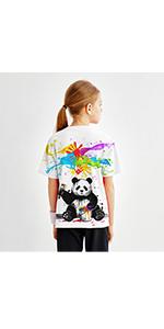 animal Shirts animal graphic tees 3d shirt for boys boys colorful shirts