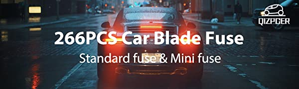 car blade fuse