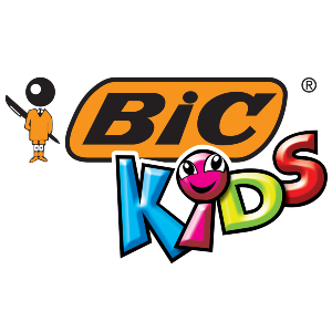 BIC Kids coloured pencils and colouring instruments for kids
