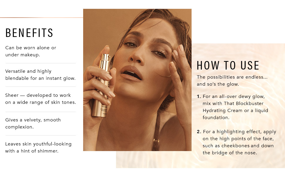 complexion booster how to