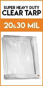 clear vinyl heavy duty tarp tarps tarpaulin