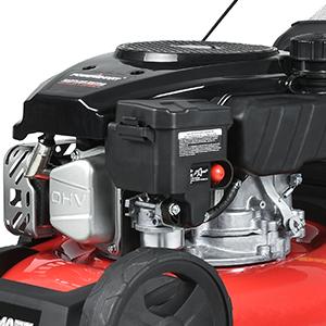 Gas Powered Lawn Mower Engine