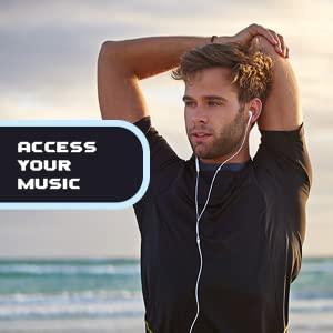 Access your music