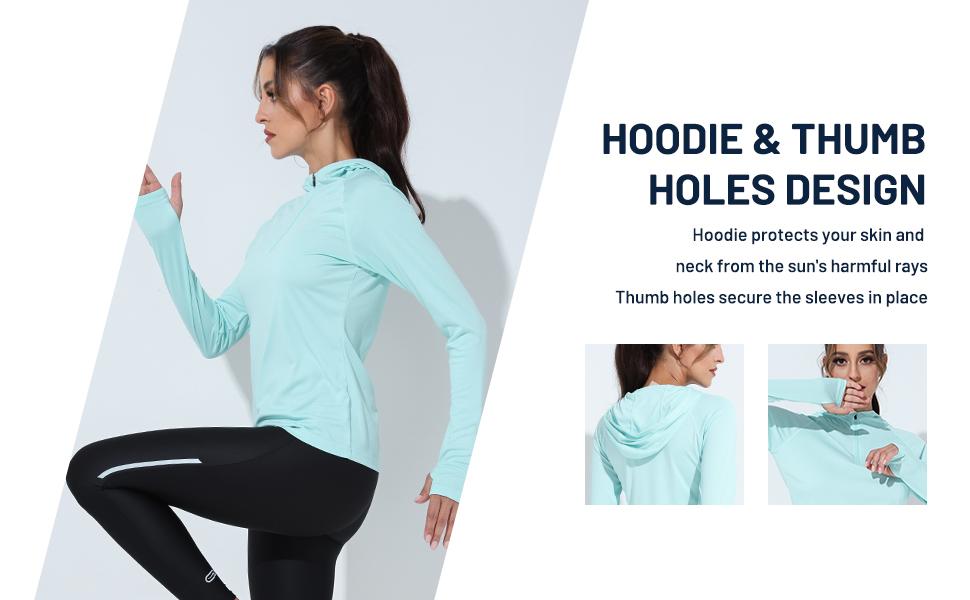 Hoodie amp;amp; Thumb Holes Design