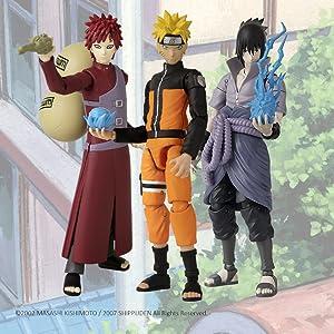 Anime Heroes Bandai Naruto