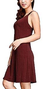 cotton pajamas lace babydoll lingerie modal nightwear short nightdress strap loungwear soft nighty