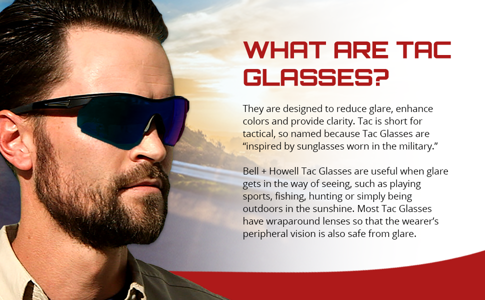 tacglasses blue unit with UV protection