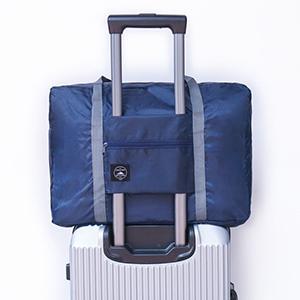 Foldable Travel Duffel Bag Water Resistant Nylon Travel Duffel Bag Luggage Sports Gym Bag