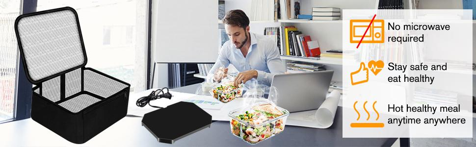 Alternative for the microwave,portable microwave