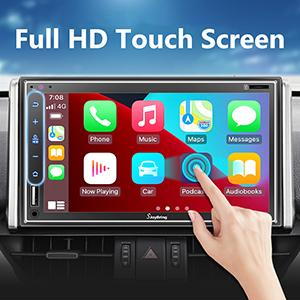 HD Touch Screen