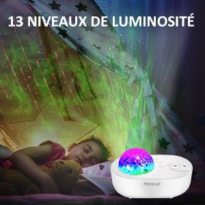 Lampe Projecteur LED Étoil