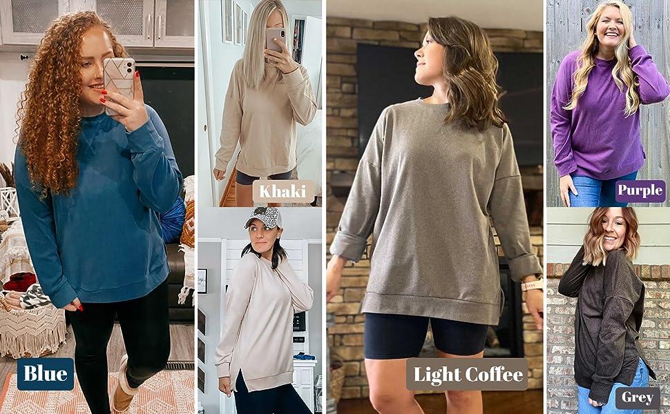 Dofaoo Sweatshirt for Women Buyer Show