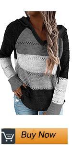 women knitted sweater hoodies
