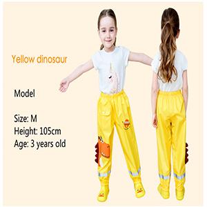 pantalones de lluvia para niños