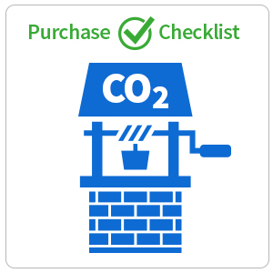 CO2 water