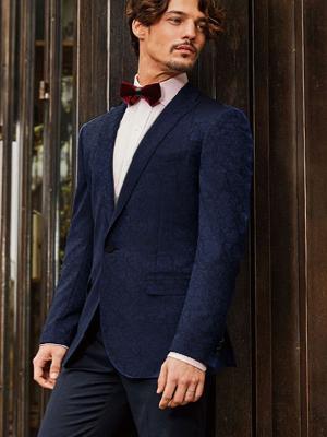 Men's Tuxedo Jacket Blazer