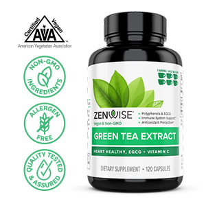 green tea extract product
