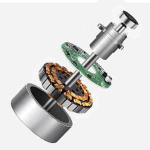 Ventilateur ultra silencieux avec moteur DC brushless en cuivre pur