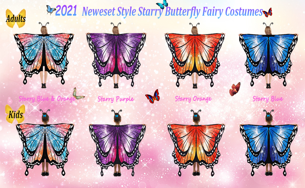 butterfly wings for kids