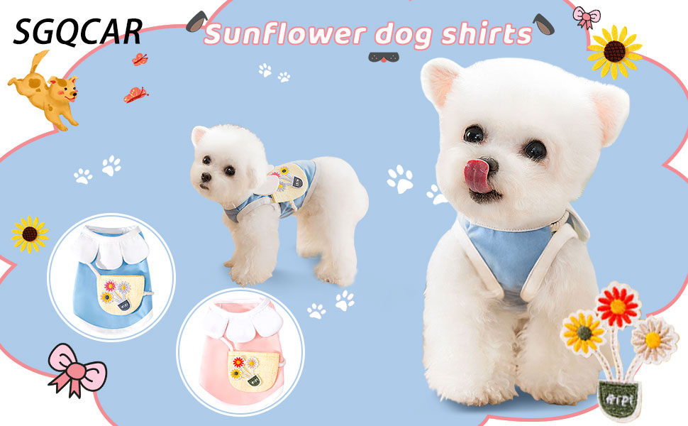 Dog Shirts for Small Dogs