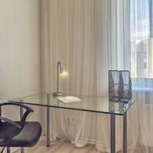 long 2 panels set cortinas para sala elegantes modernas amarillas blancas